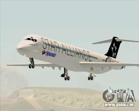 McDonnell Douglas MD-82 Spanair für GTA San Andreas