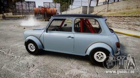 Mini Miglia [Updated] für GTA 4 linke Ansicht