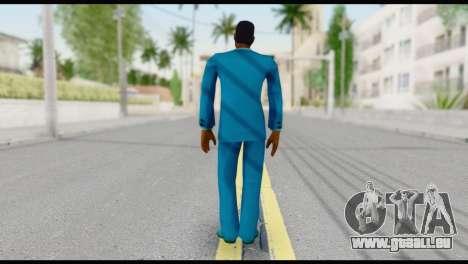 Lance Suit Shades pour GTA San Andreas deuxième écran