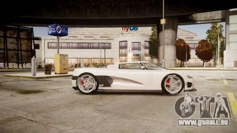Entity XF für GTA 4 linke Ansicht