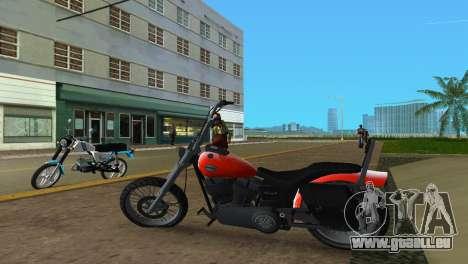 WMC Angel für GTA Vice City Rückansicht