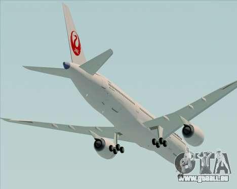 Airbus A350-941 Japan Airlines für GTA San Andreas Motor