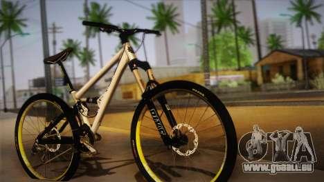 Banshee Rampant Bike pour GTA San Andreas