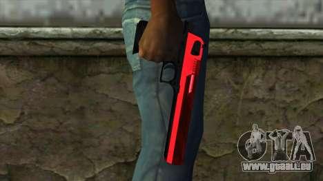 Desert Eagle für GTA San Andreas dritten Screenshot