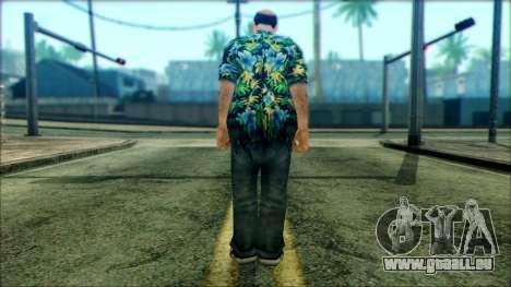 Manhunt Ped 6 für GTA San Andreas zweiten Screenshot