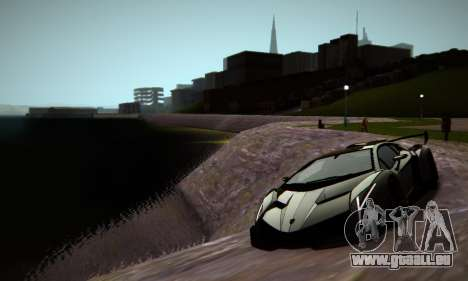 ENB Series by phpa v5 für GTA San Andreas sechsten Screenshot