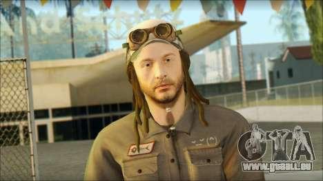 Watch Dods T-Bone pour GTA San Andreas troisième écran