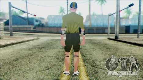 Wmymoun from Beta Version für GTA San Andreas zweiten Screenshot