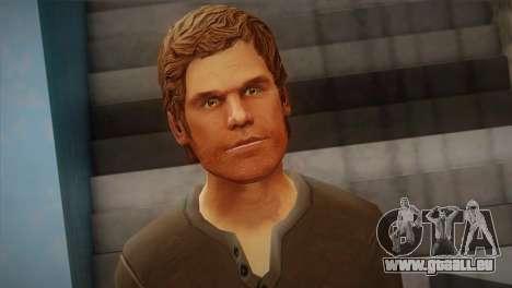 Dexter pour GTA San Andreas troisième écran