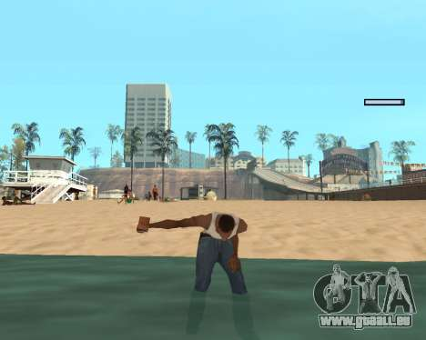In der Luft! für GTA San Andreas sechsten Screenshot
