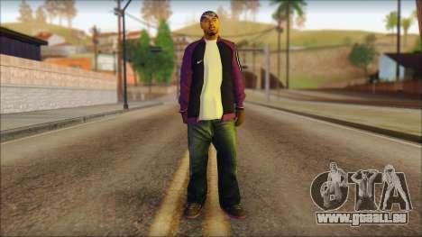Plen Park Prims Skin 1 pour GTA San Andreas