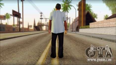 Michael from GTA 5 v4 pour GTA San Andreas deuxième écran