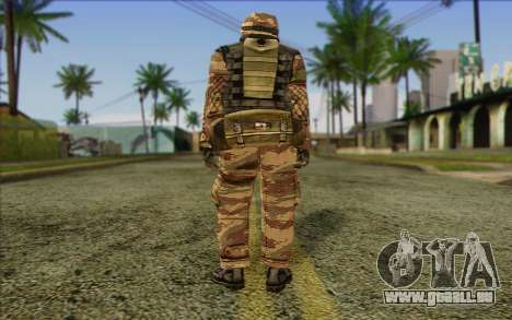 Soldaten MEK (Battlefield 2) Haut-6 für GTA San Andreas zweiten Screenshot