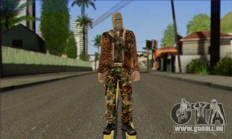 Arctic Avenger (Tactical Intervention) v3 pour GTA San Andreas