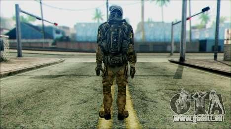 Soldaten team Phantom 2 für GTA San Andreas zweiten Screenshot