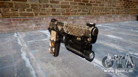 Pistolet Kimber 1911 Viper pour GTA 4