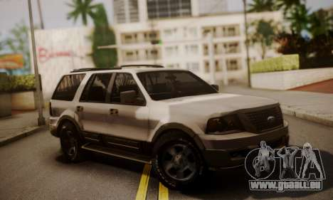 Ford Expedition 2006 pour GTA San Andreas