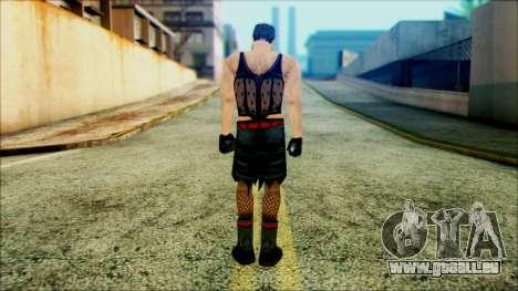 Manhunt Ped 14 pour GTA San Andreas deuxième écran