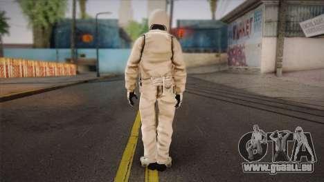 The Stig from Top Gear für GTA San Andreas zweiten Screenshot