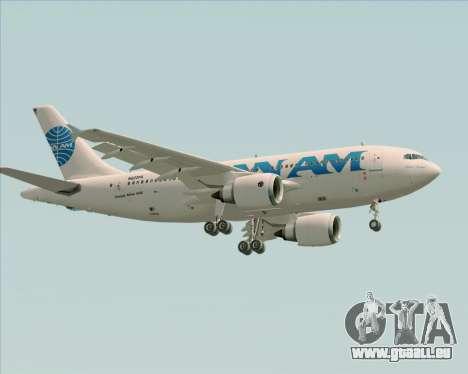 Airbus A310-324 Pan American World Airways pour GTA San Andreas vue de dessous