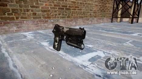 Pistolet Kimber 1911 Fantômes pour GTA 4