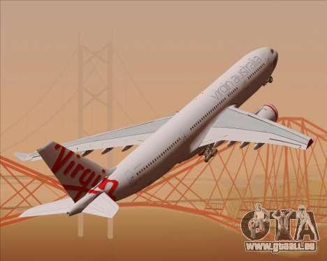 Airbus A330-200 Virgin Australia für GTA San Andreas