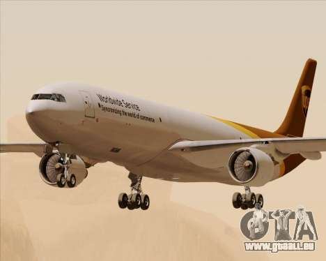 Airbus A330-300P2F UPS Airlines für GTA San Andreas