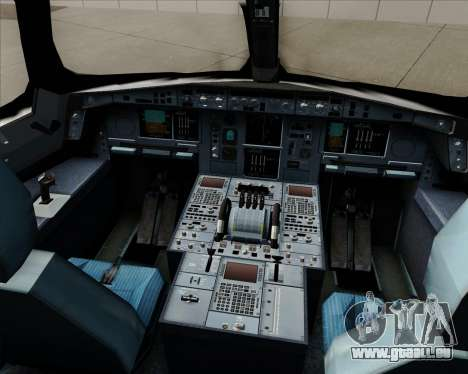 Airbus A350-941 Japan Airlines pour GTA San Andreas salon