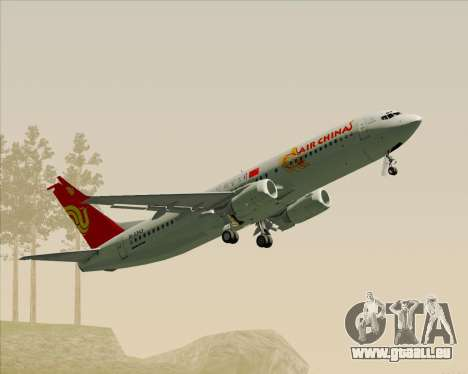 Boeing 737-89L Air China pour GTA San Andreas
