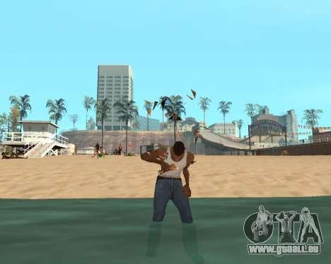Pour airborne! pour GTA San Andreas