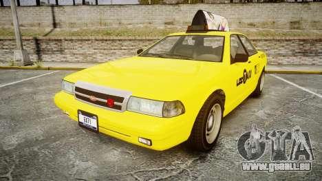 GTA V Vapid Taxi LCC für GTA 4