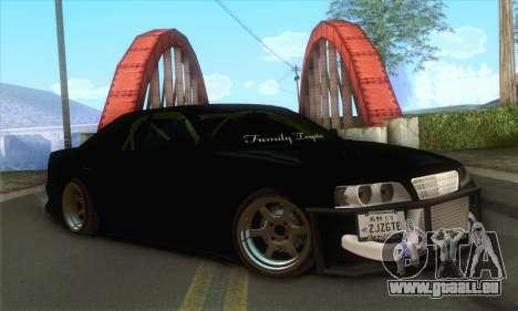 Toyota Chaser Drift 2JZ-GTE für GTA San Andreas