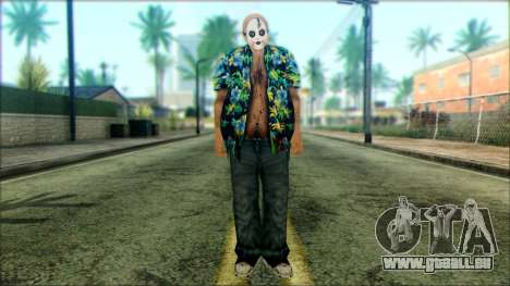 Manhunt Ped 6 für GTA San Andreas