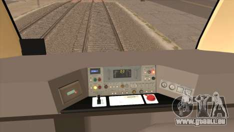 LRT-1 pour GTA San Andreas vue de droite