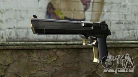 Graffiti Desert Eagle für GTA San Andreas