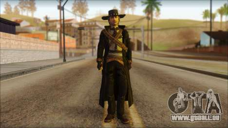 Ray McCall Gunslinger für GTA San Andreas