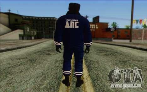 DPS Haut 2 für GTA San Andreas zweiten Screenshot