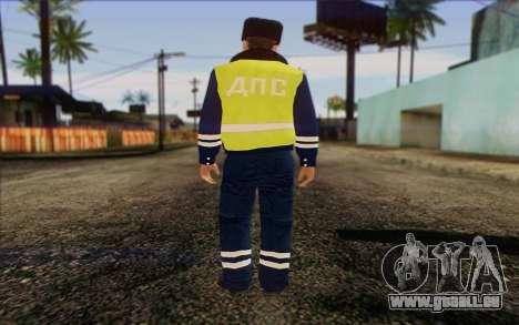 DPS Haut 3 für GTA San Andreas zweiten Screenshot