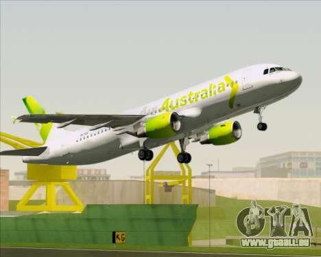Airbus A320-200 Air Australia pour GTA San Andreas