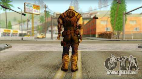 Deadpool The Game Cable für GTA San Andreas zweiten Screenshot