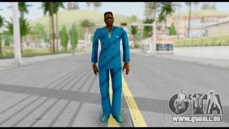 Lance Suit Shades für GTA San Andreas