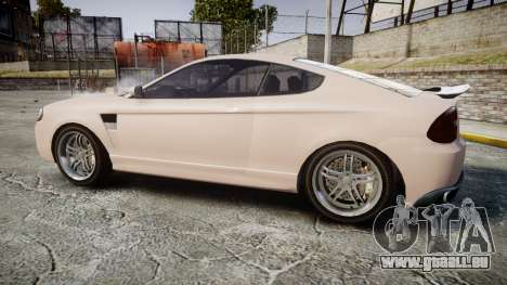 GTA V Bollokan Prairie Wheel2 pour GTA 4 est une gauche