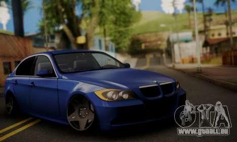 BMW M3 E90 Stance Works pour GTA San Andreas