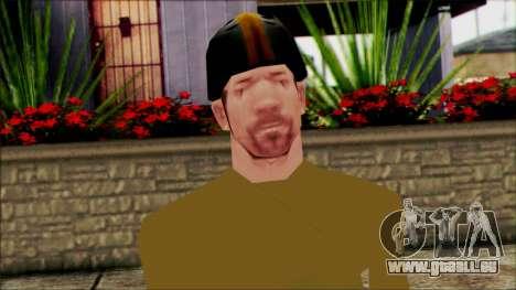 Wmymoun from Beta Version pour GTA San Andreas troisième écran