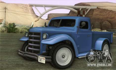 Bravado Duneloader Classic 1.0 (IVF) für GTA San Andreas