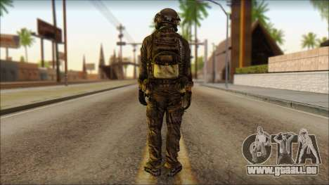 Kämpfer OGA (MoHW) v1 für GTA San Andreas zweiten Screenshot