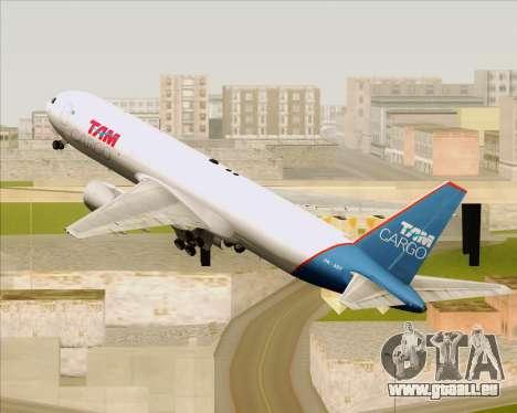Boeing 767-300ER F TAM Cargo für GTA San Andreas