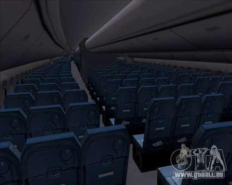 Boeing 747-830 Lufthansa - Fanhansa pour GTA San Andreas