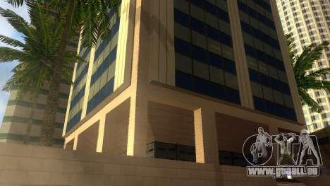 HD texture quatre gratte-ciel de Los Santos pour GTA San Andreas onzième écran