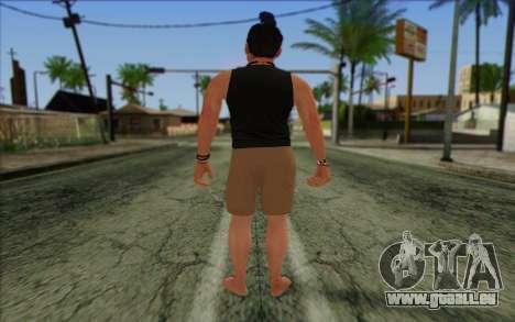 Fabien LaRouche from GTA 5 pour GTA San Andreas deuxième écran